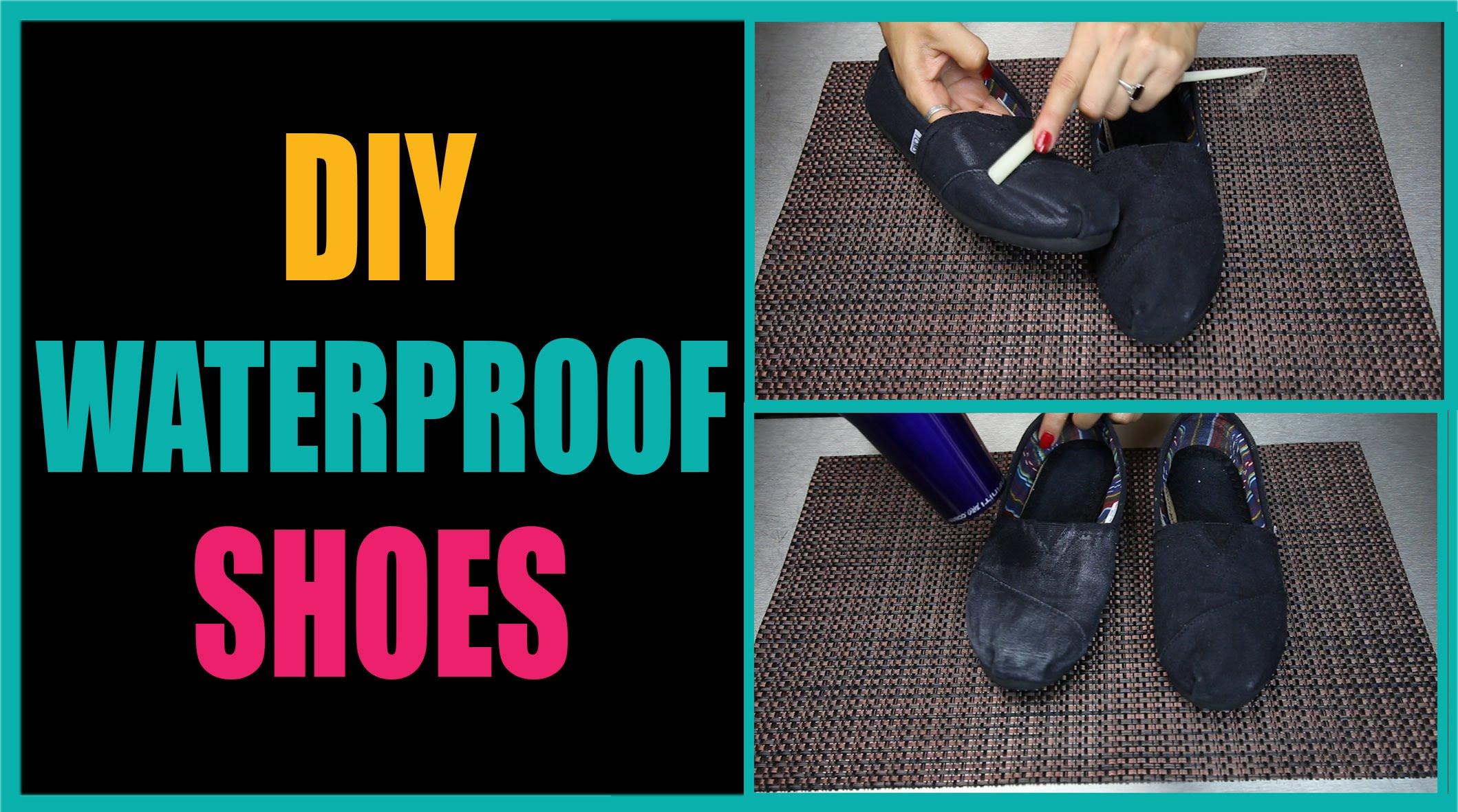 DIY WaterProof Shoes - Page 2 of 2