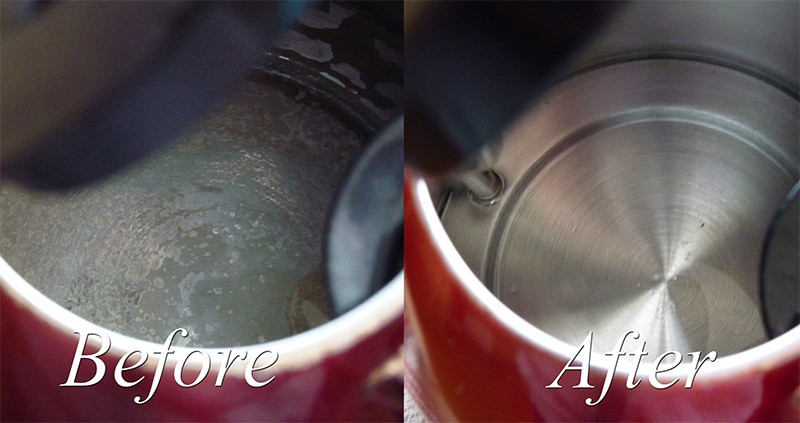 How To Remove Limescale From Kettle >> It's So Easy To Remove Limescale From A Kettle - Wise DIY | Wise DIY